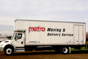 Reliable moving and delivery service